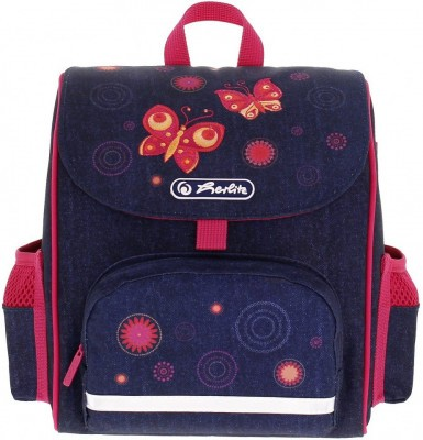 Ранец Herlitz дошкольный MINI SOFTBAG Butterfly