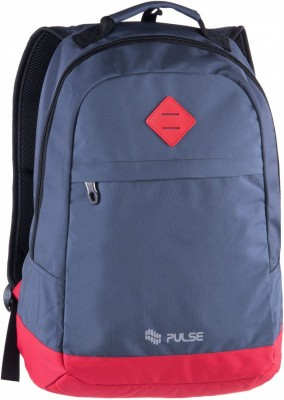 Рюкзак PULSE BICOLOR BLUE-RED