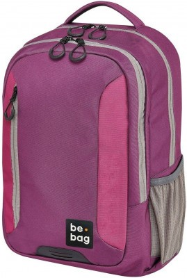Рюкзак школьный Herlitz be.bag be.adventurer purple