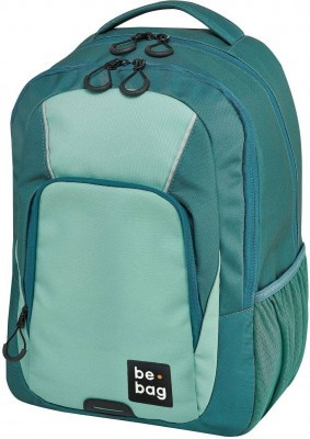 Рюкзак школьный Herlitz be.bag be.simple dark green