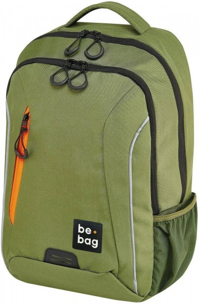Рюкзак школьный Herlitz be.bag be.urban chive green