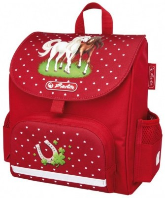 Ранец Herlitz дошкольный MINI SOFTBAG Horses