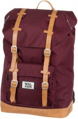 Городской рюкзак Walker Liberty Concept Dark Red