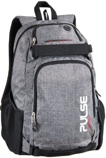 Рюкзак PULSE SCATE GRAY